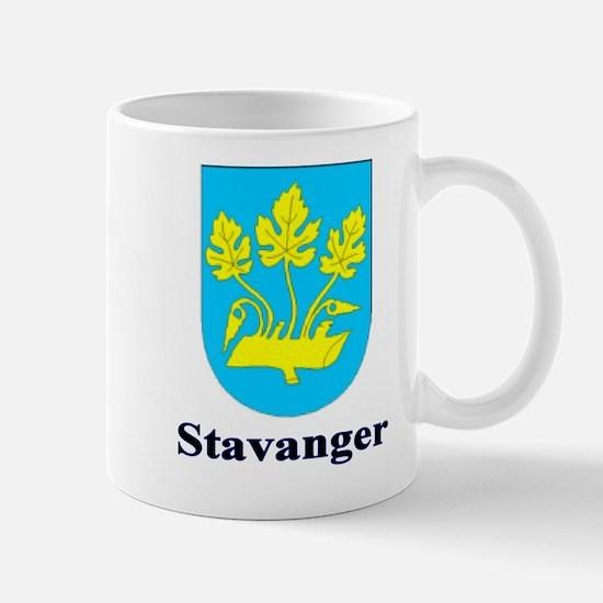 The Stavanager Store Mug