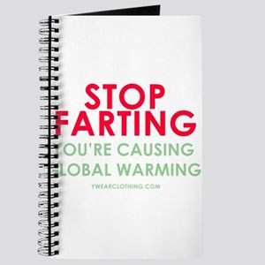 Stop Farting Journal