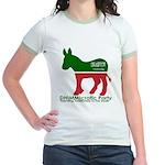 DHIMMIcratic Party Jr. Ringer T-Shirt