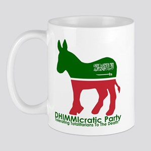 DHIMMIcratic Party Mug