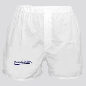 Submarine Veteran Swash Boxer Shorts