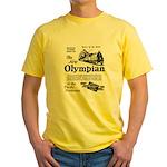 The Olympian 1929 Yellow T-Shirt