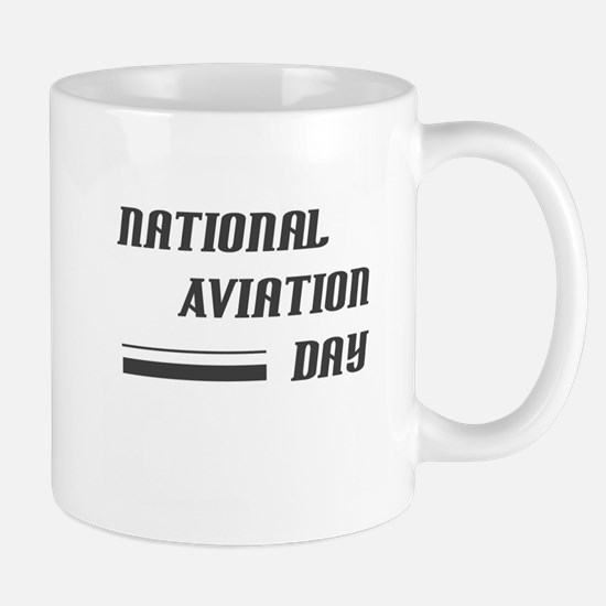 Aviation Day Mug