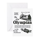 The Olympian 1929 Greeting Cards (Pk of 20)