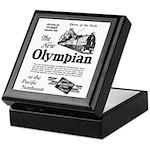 The Olympian 1929 Keepsake Box