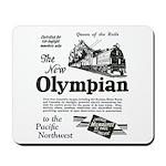 The Olympian 1929 Mousepad