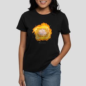 Fireball Women's Dark T-Shirt