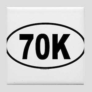 70K Tile Coaster