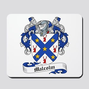 Malcolm Family Crest Mousepad