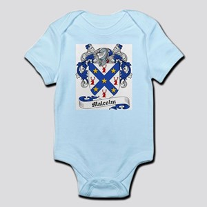 Malcolm Family Crest Infant Creeper