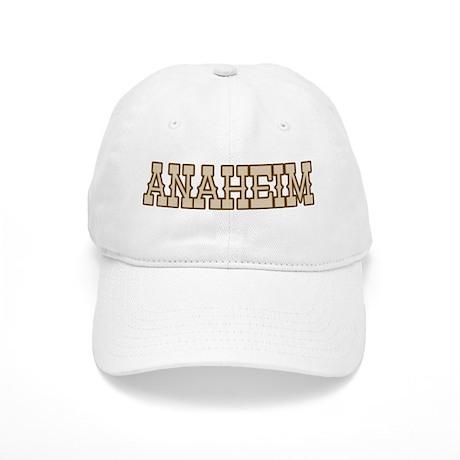 anaheim (western) Cap
