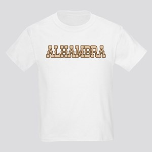 alhambra (western) Kids Light T-Shirt