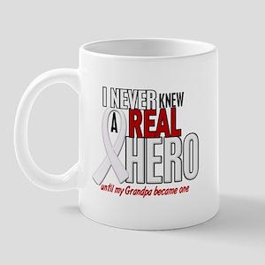 Never Knew A Hero 2 PEARL (Grandpa) Mug
