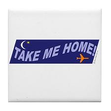 *NEW DESIGN* Take Me Home! Tile Coaster