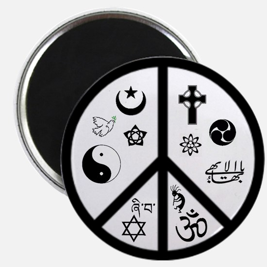 Peaceful Coexistence Magnet