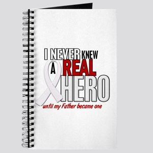 Never Knew A Hero 2 PEARL (Father) Journal