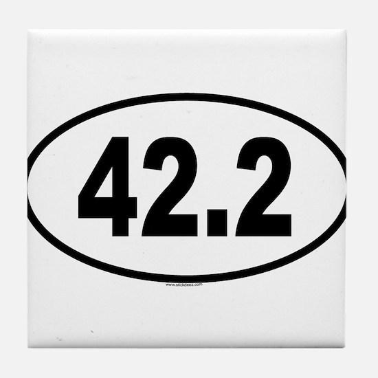 42.2 Tile Coaster