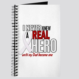 Never Knew A Hero 2 PEARL (Dad) Journal