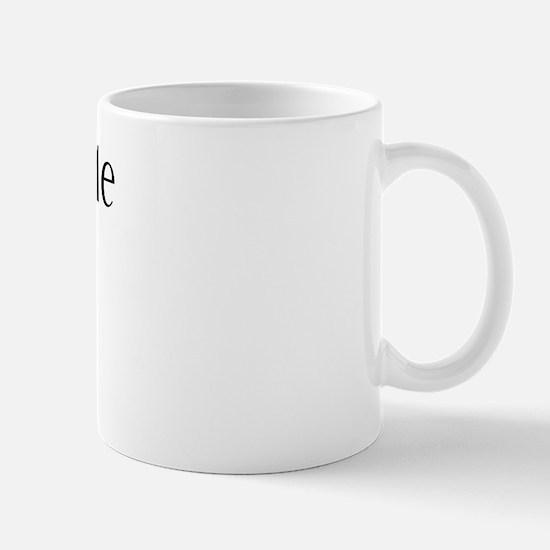 No Ma'am!  Mug