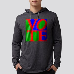 Exercise the Right to Vote Long Sleeve T-Shirt