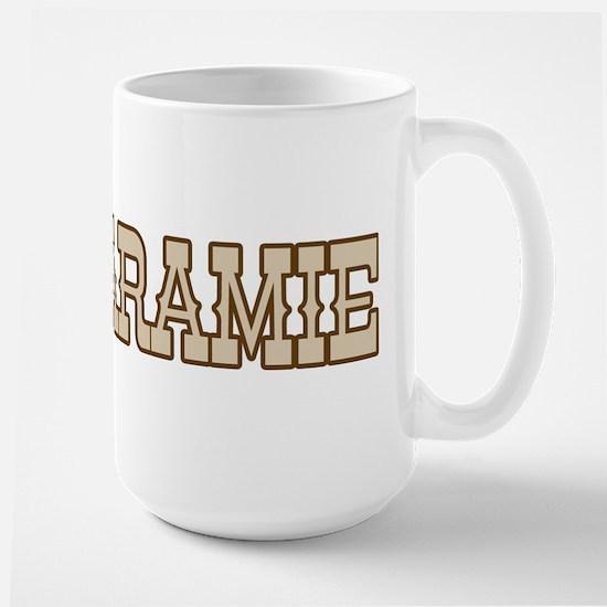 laramie (western) Large Mug