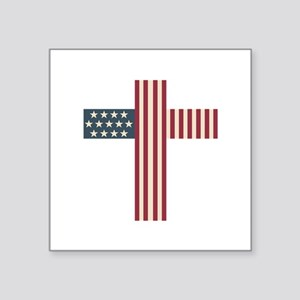 American Christian Sticker