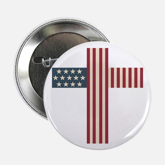 "American Christian 2.25"" Button (10 pack)"