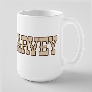 harvey (western) Large Mug