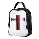 American Christian Neoprene Lunch Bag