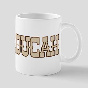 paducah (western) Mug