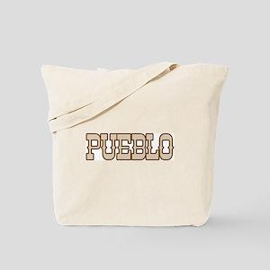 pueblo (western) Tote Bag