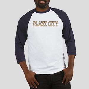 plant city (western) Baseball Jersey