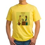 Service Trout Yellow T-Shirt