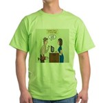 Service Trout Green T-Shirt