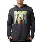 Service Trout Mens Hooded Shirt