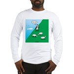 Hiking Sheep Long Sleeve T-Shirt