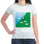 Hiking Sheep Jr. Ringer T-Shirt