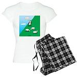 Hiking Sheep Women's Light Pajamas