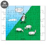 Hiking Sheep Puzzle