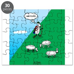 Hiking Sheep Puzzle