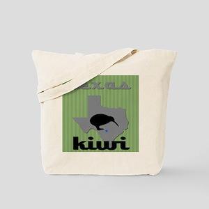 Texas Kiwi Tote Bag