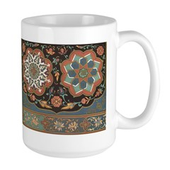 Bukhara Large Mug
