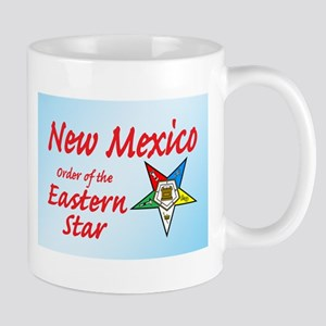 New Mexico Eastern Star Mug