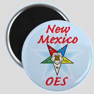 New Mexico Eastern Star Magnet