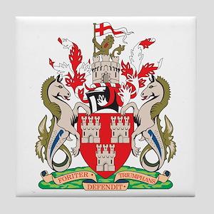 Newcastle Upon Tile Coaster