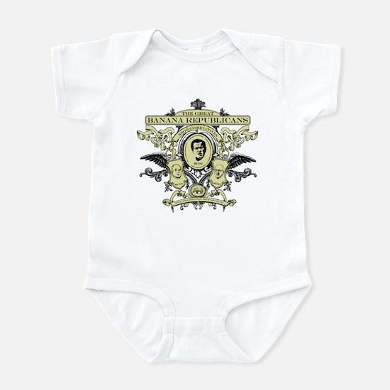 Banana Republicans Infant Bodysuit