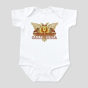 Peoples Rep Of CA Infant Bodysuit