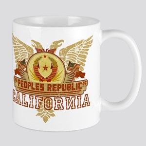 Peoples Rep Of CA Mug