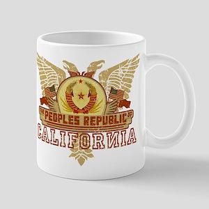 Peoples Rep Of CA Mug