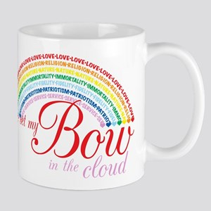 IORG-Bow in the Cloud Mug